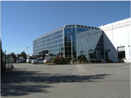 Richmond Industrial Building