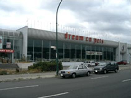 Vancouver Retail building