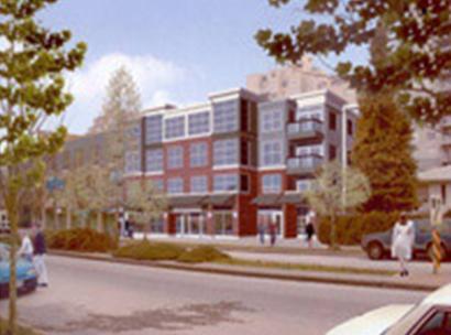 Vancouver condo construction financing
