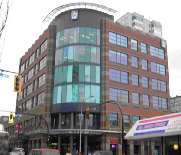 New Westminster Office Aquisition