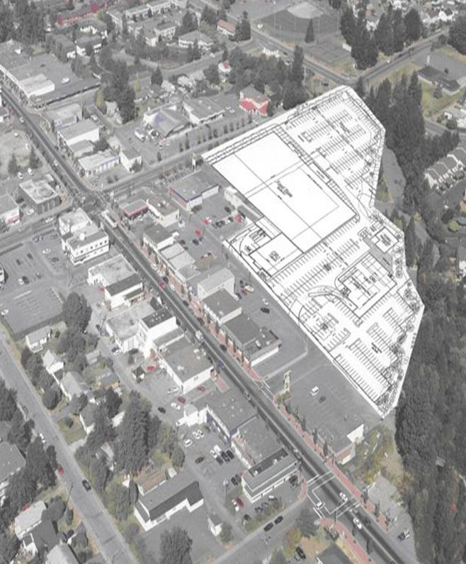 Refinancing existing shopping centre